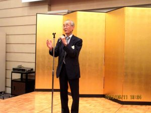 松波先生 締めのご挨拶